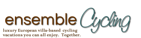 Ensemble Cycling Vacations